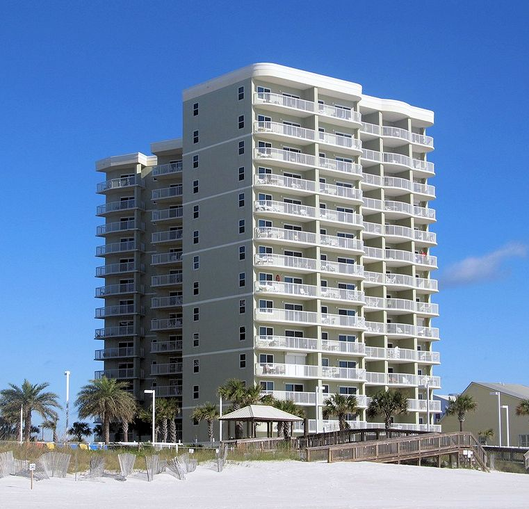 Pensacola Beach House For Sale: Tradewinds Condos For Sale In Orange Beach AL